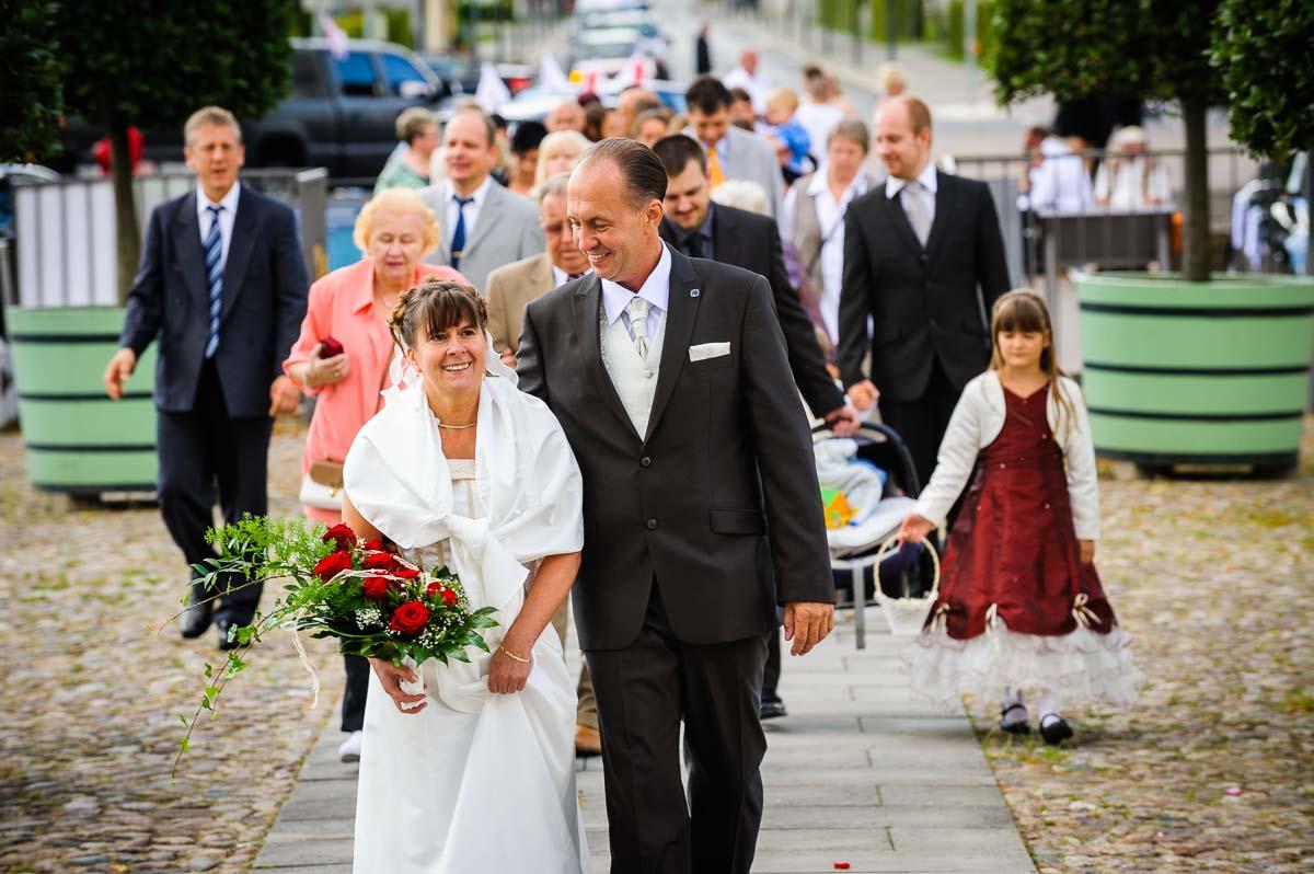 Hochzeit im Schloss Oranienburg 2012
