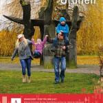 Familienspaziergang in Nieder Neuendorf