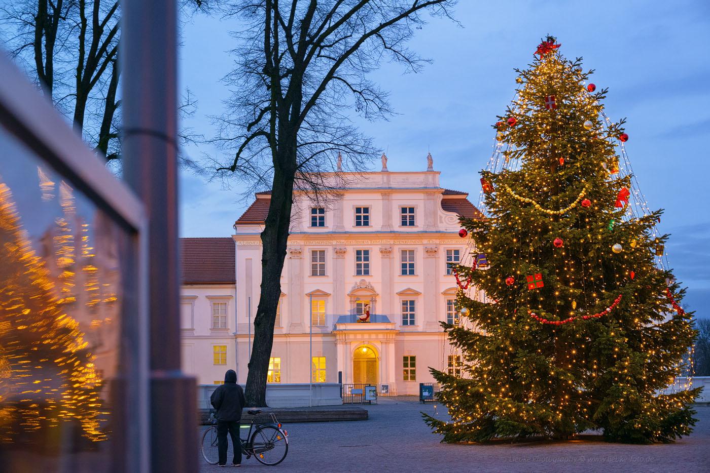 Schloss Oranienburg Weihnachten