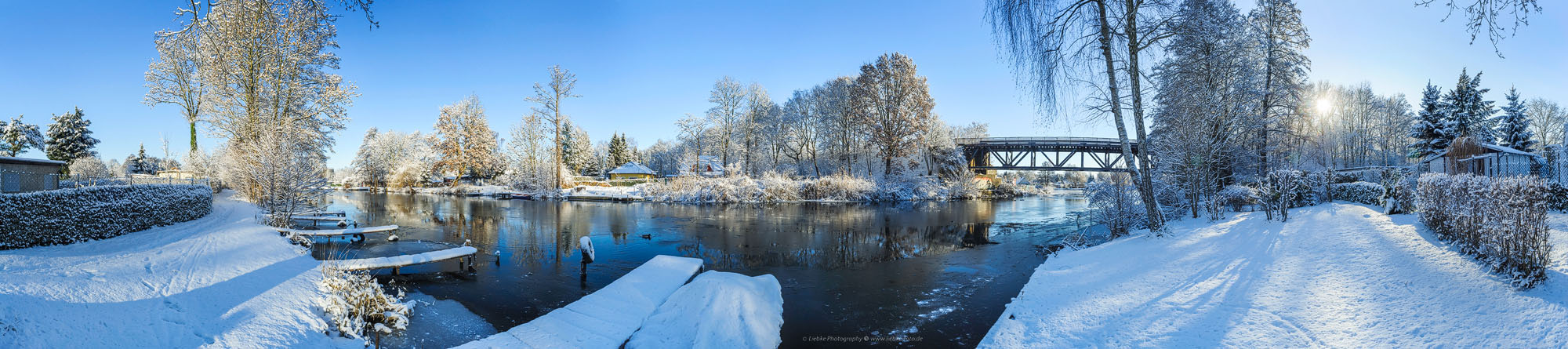 Winter-Havel-Oranienburg