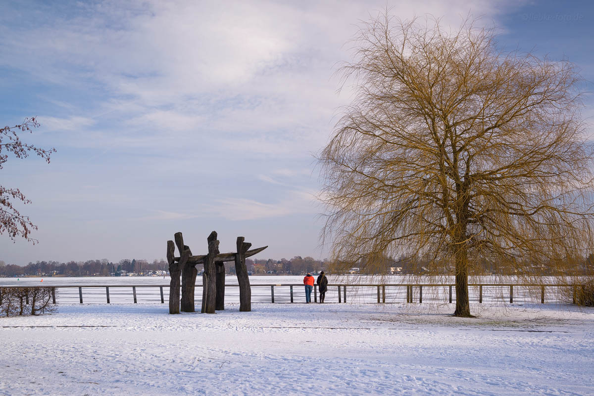 Am Nieder Neuendorfer See Hennigsdorf