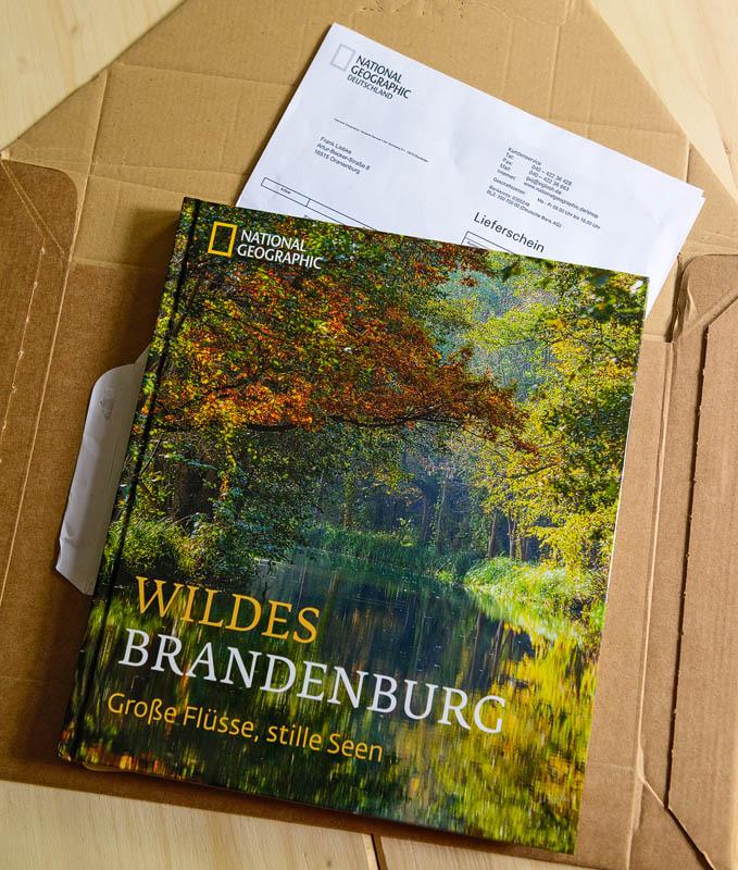 """Das Titelbild """"Wildes Brandenburg"""" von Andreas Franke aus Cottbus"""