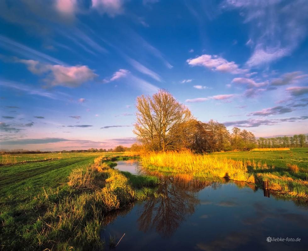 Die Schnelle Havel im Naturpark Barnim