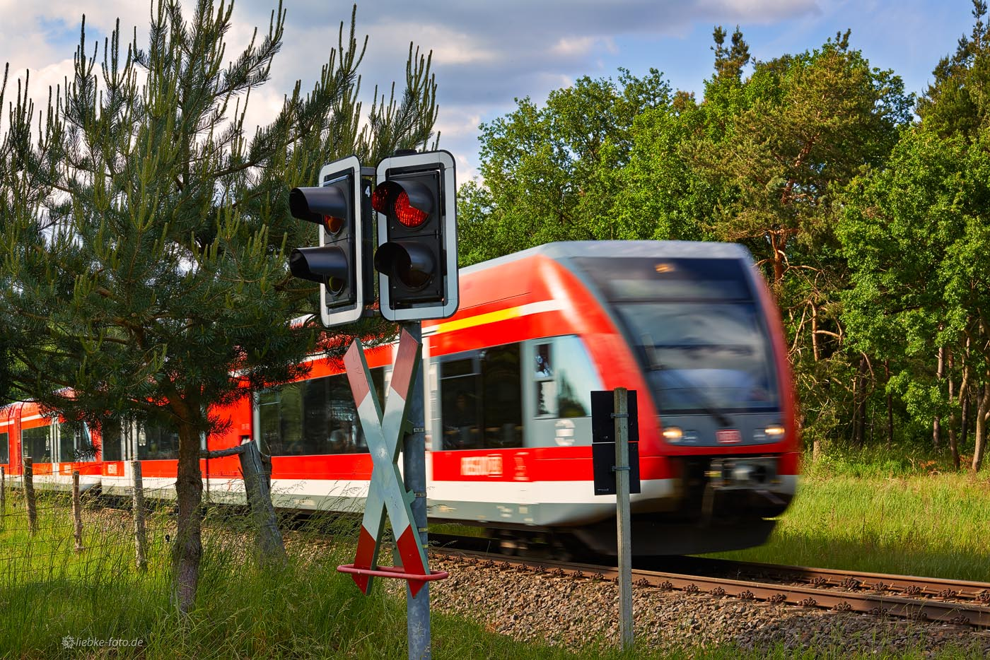 Bahn frei - Der Regio in Sommerfeld