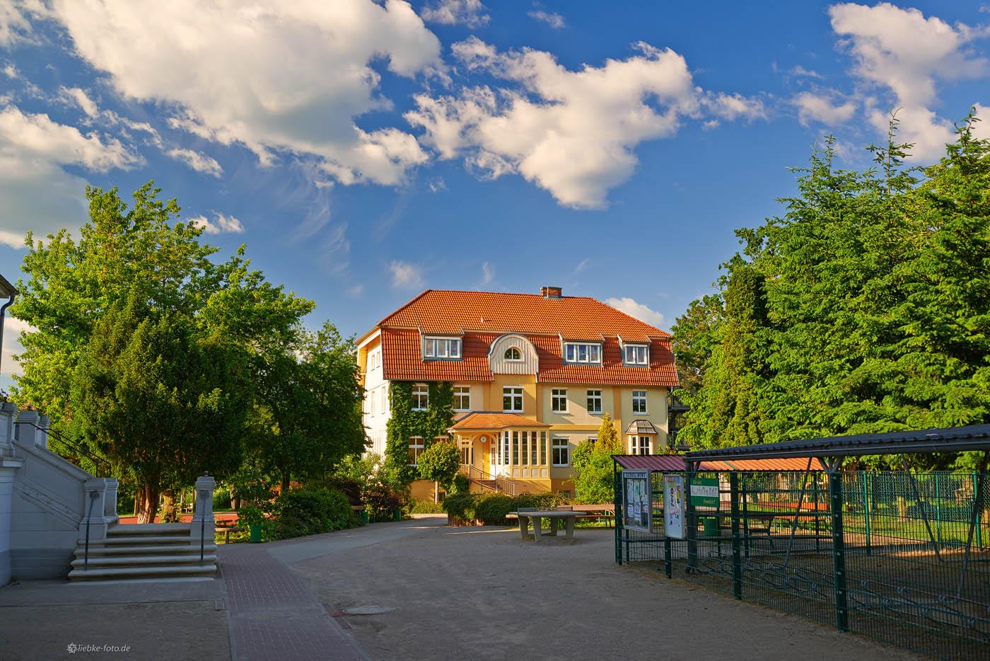 Die Grundschule von Beetz