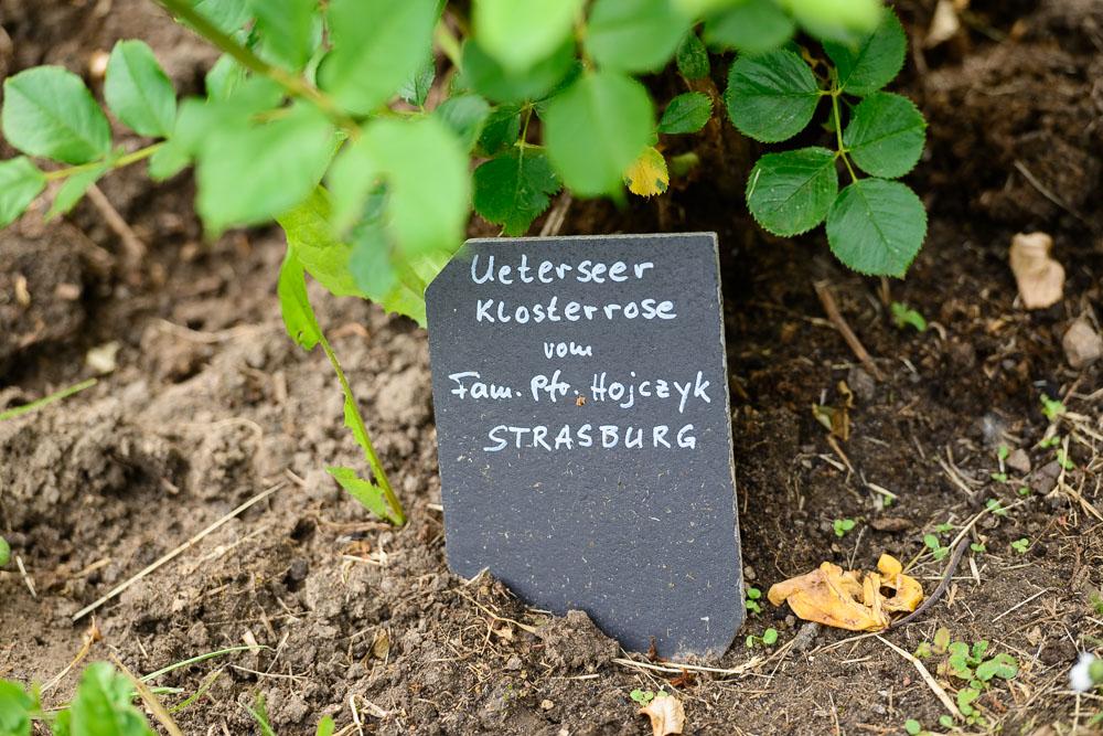 Rosenspender in Hetzdorf