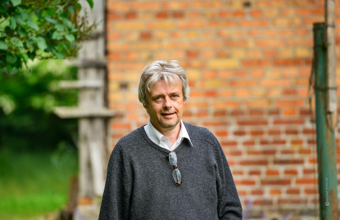 Pastor Ulrich Kasparick