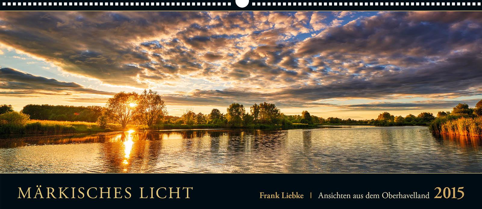 Kalender Märkisches Licht, Oranienburg und Umgebung, Oberhavel