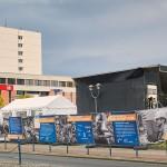 Abgrenzung Backstage Stadtfest