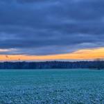 Abends vor Glienicke, Nikon D800, RAW