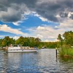 Bootsverkehr auf der Havel