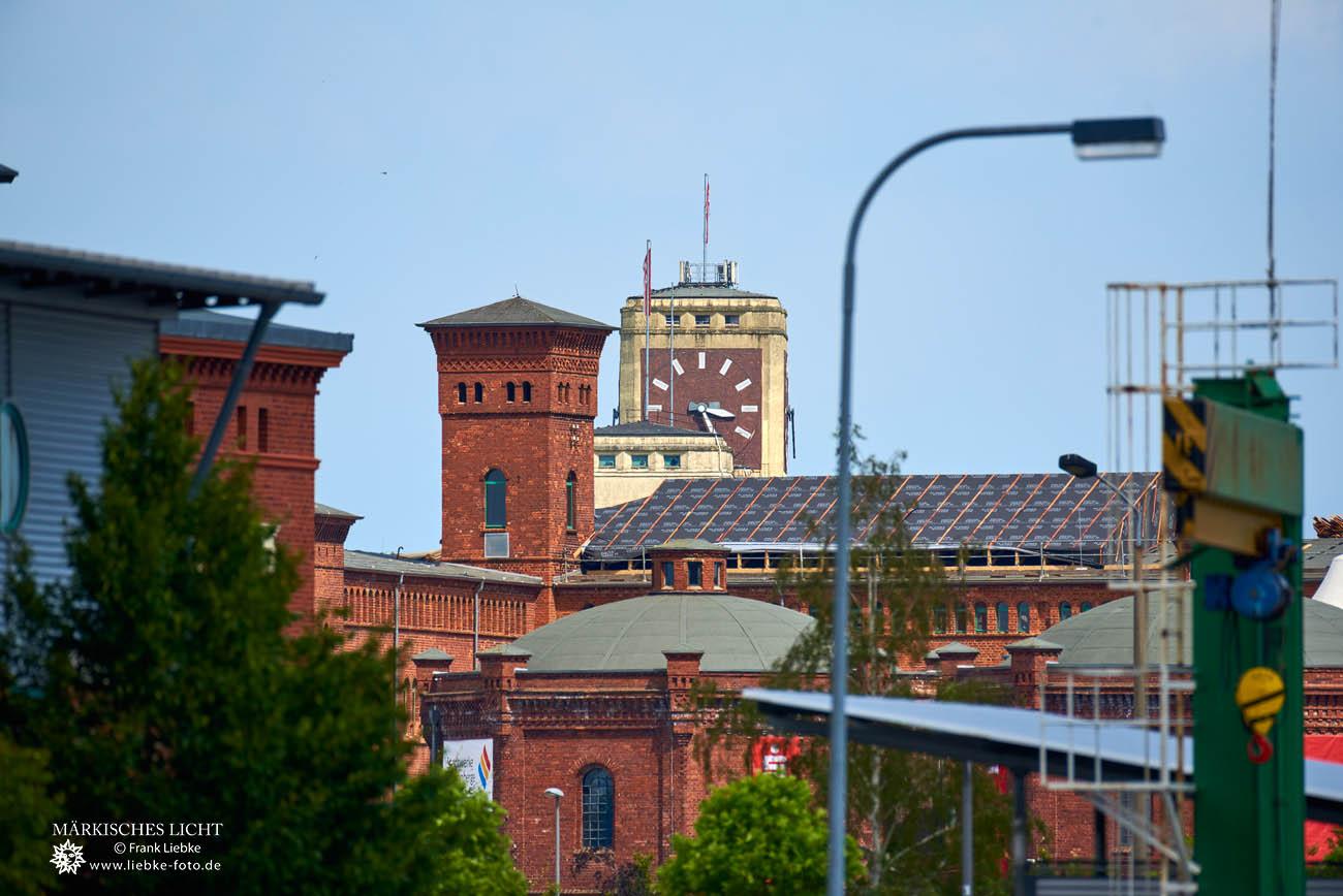 Industrielle Wahrzeichen der Stadt Wittenberge