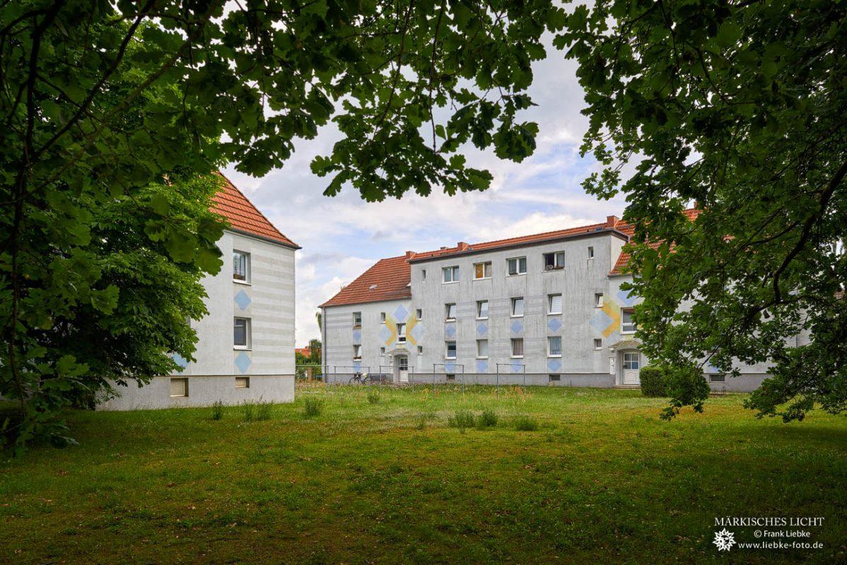 Meine Kindheitswohnung in der Kyritzer Straße in Wittenberge