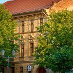 Wundervoll restaurierte Häuser findet man in Kremmen