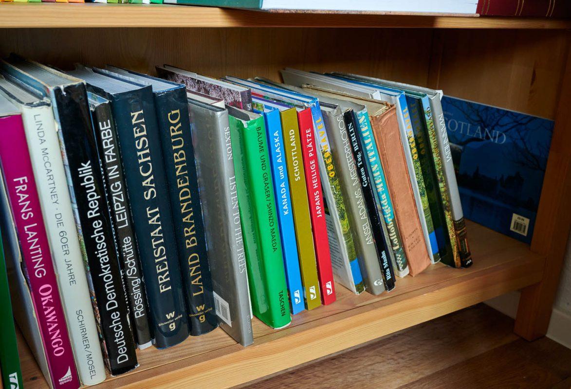 Weitere Bücher in meiner Wohnung