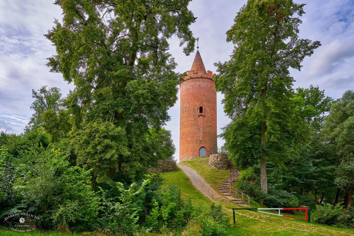 Burgruine Gänseburg Putlitz