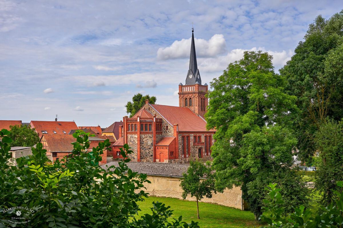 Evangelische Kirche Putlitz