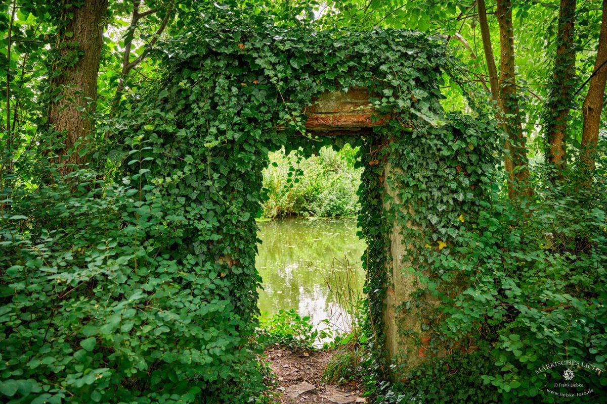 Ein Tor zur Löcknitz oder ein Feentor zu einem neuen Märchen?
