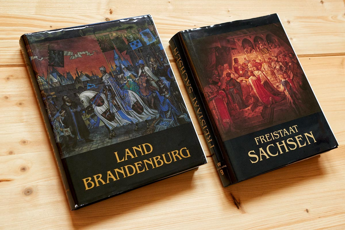 Fotos in den Bildbänden vom Gauweiler Verlag Heidelberg