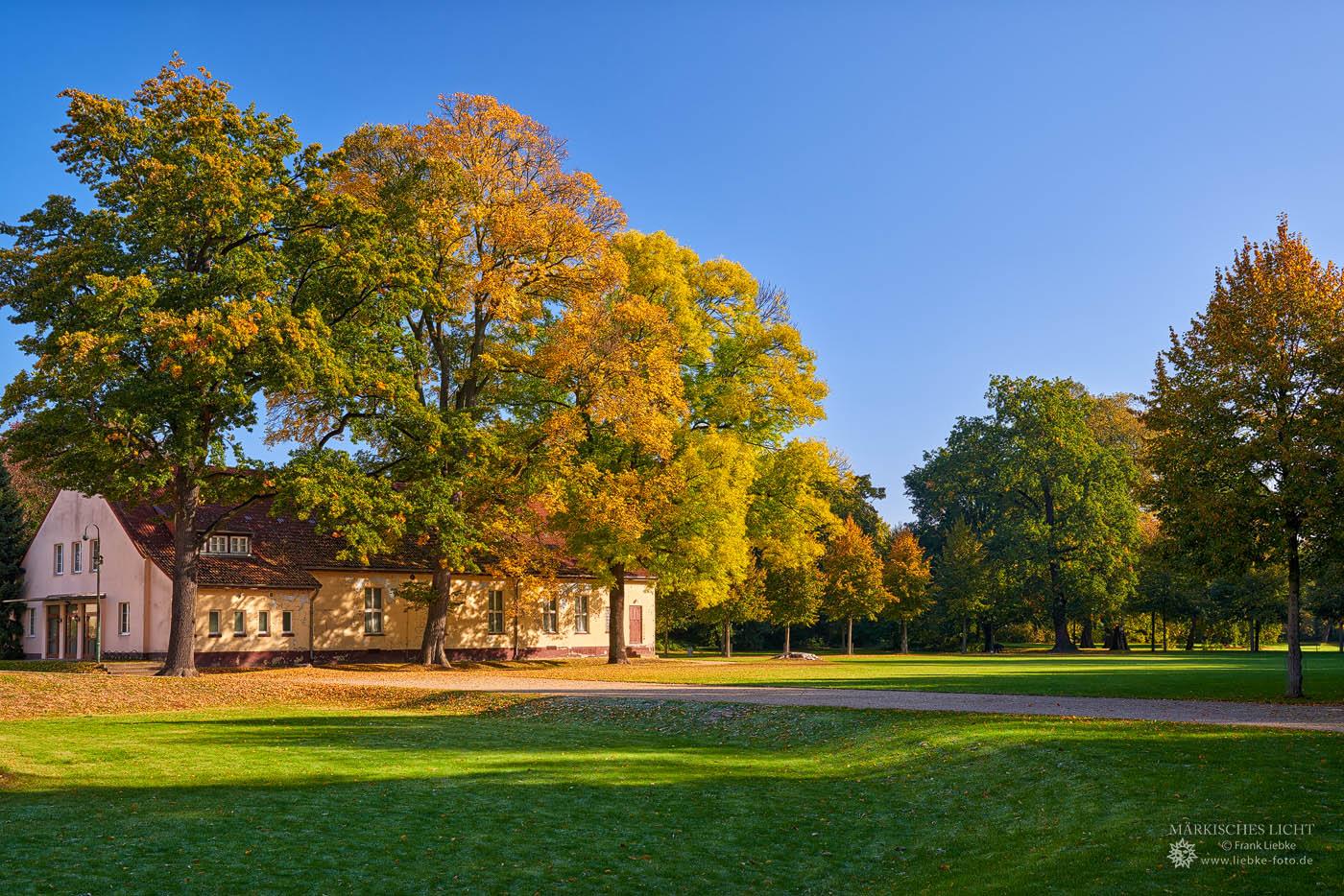 Königs Wusterhausen, Schlosspark