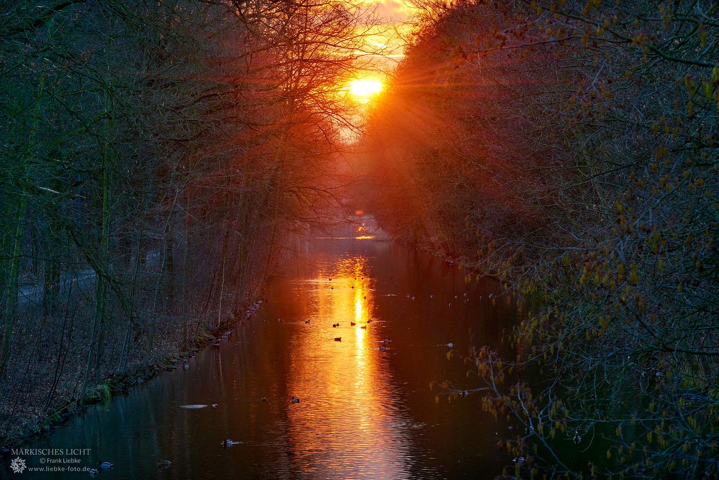 Notte-Kanal Königs Wusterhausen