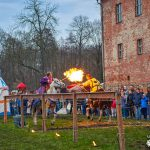 Burg-Ritterspiele-Gaukler